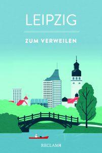 Leipzig zum Verweilen, Buchcover